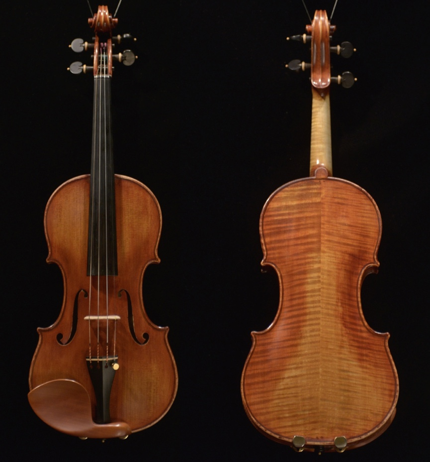 Violin by Keith Hill Opus 425 2014