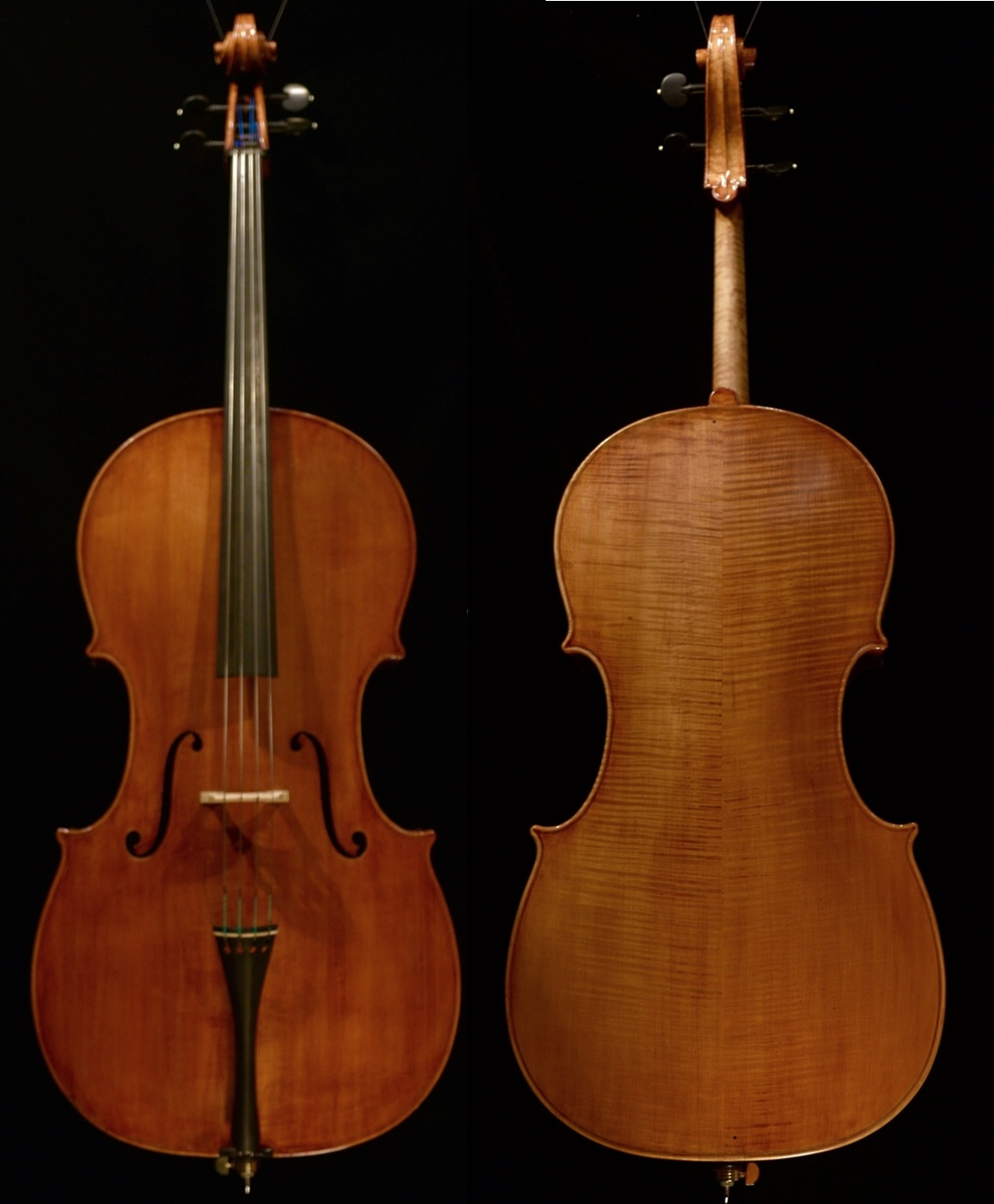 Cello by Keith Hill Opus 464 2015