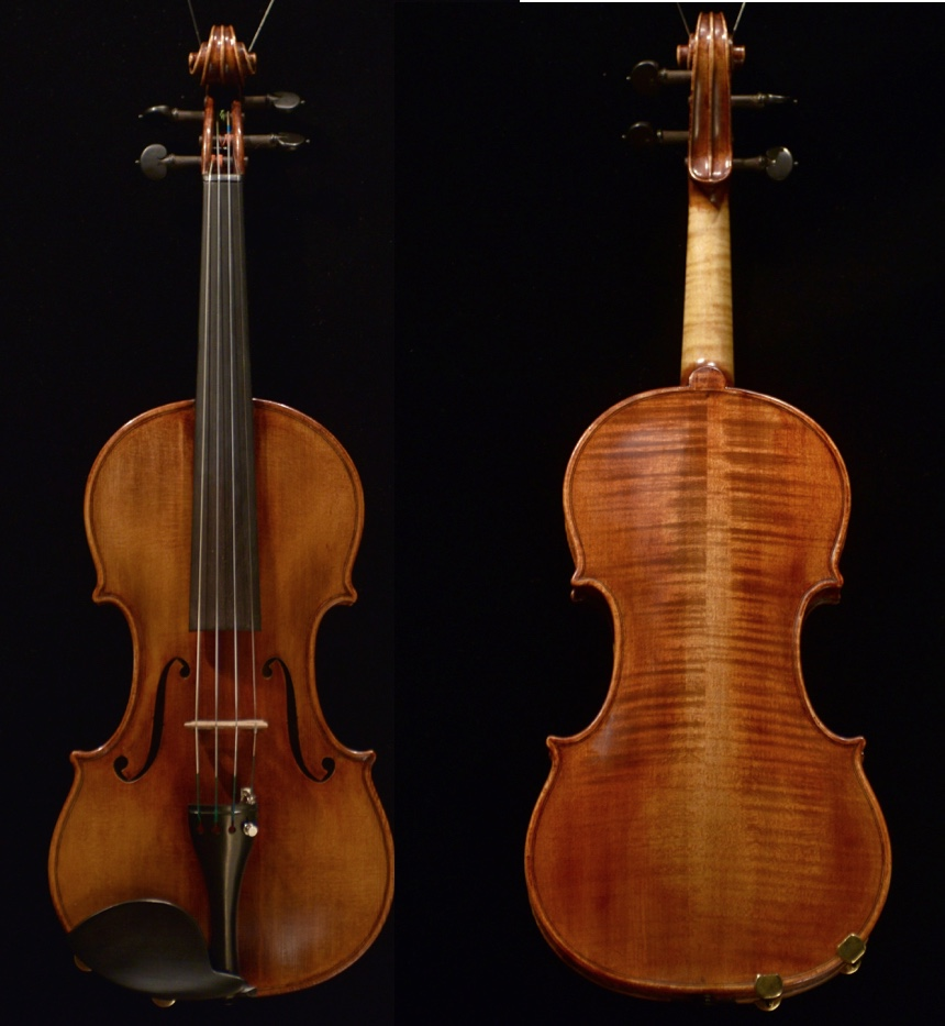 Violin by Keith Hill Opus 468 2015