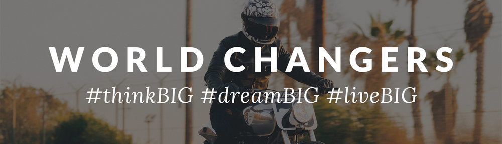 #thinkBIG #dreamBIG #liveBig Campaign New Year Goals 2018 | Japheth Mast Blog