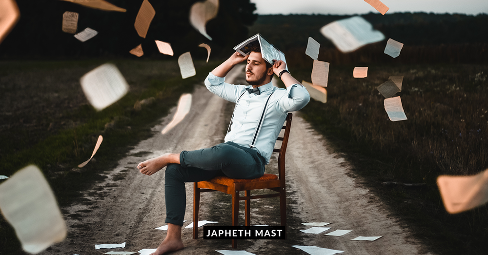 Japheth Mast Photo Blogger in Redding California