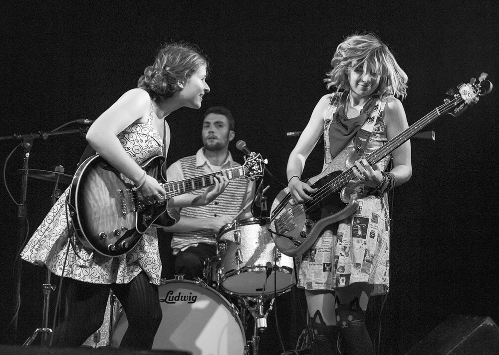 THE ACCIDENTALS   © Mandy Pichler 2017
