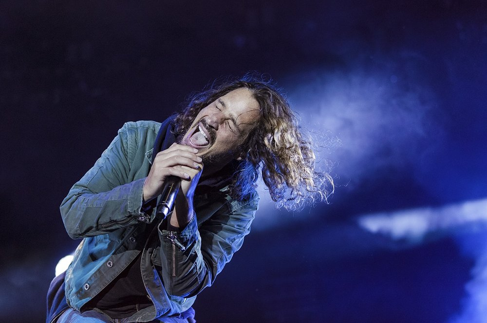 SOUNDGARDEN // Chris Cornell  (May 2017) © Mandy Pichler