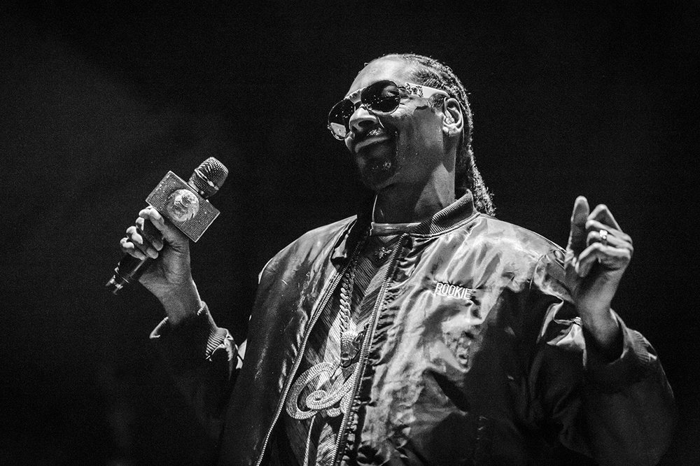 SNOOP DOGG   © Mandy Pichler 2018