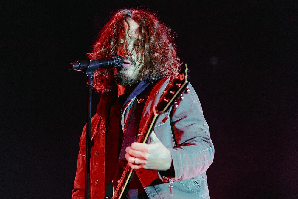 SOUNDGARDEN // Chris Cornell   © Mandy Pichler 2018