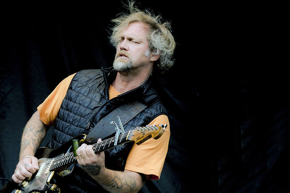 ANDERS OSBORNE  Phase of the Moon Music & Art Festival  © Mandy Pichler 2019