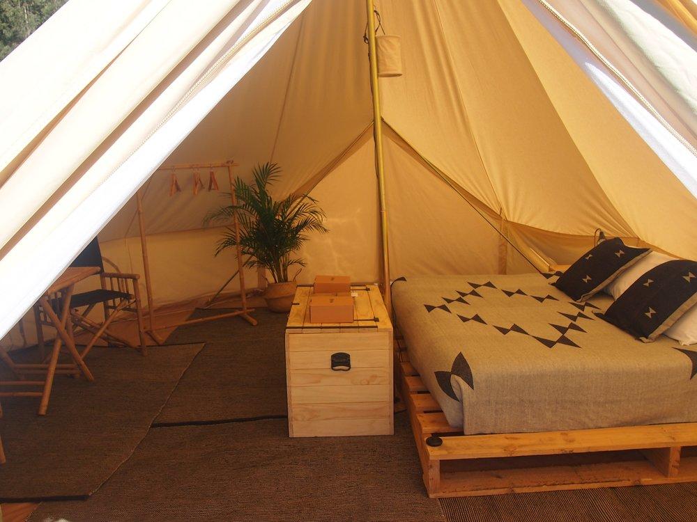 Deluxe Tent