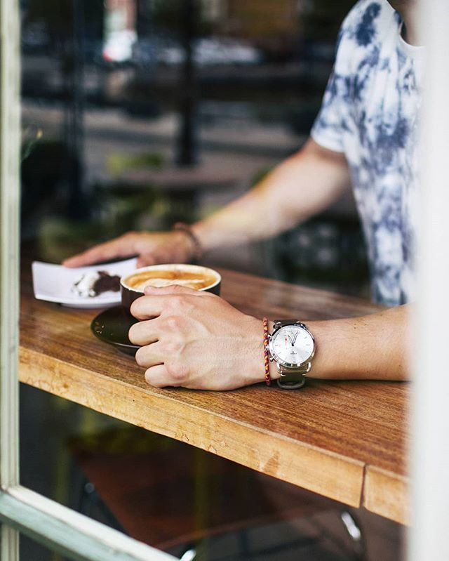 Still looking for something special for your super dad? Father's day is just about a week away! Go to @fossil and use code DAD25 for an extra 25% storewide!  #fathersday #fossilpartners #Baltimore 📷 @ourendlessadventure