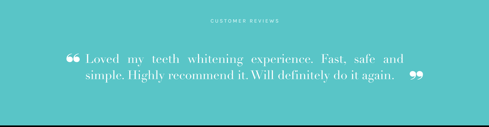 Teeth Whitening Reviews