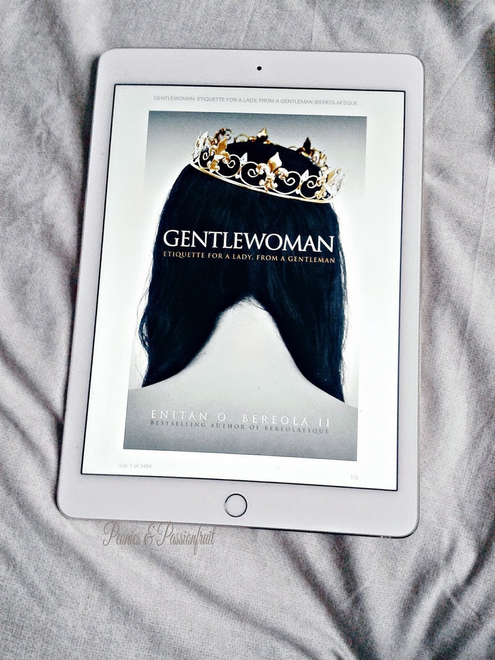 Gentlewoman books to read