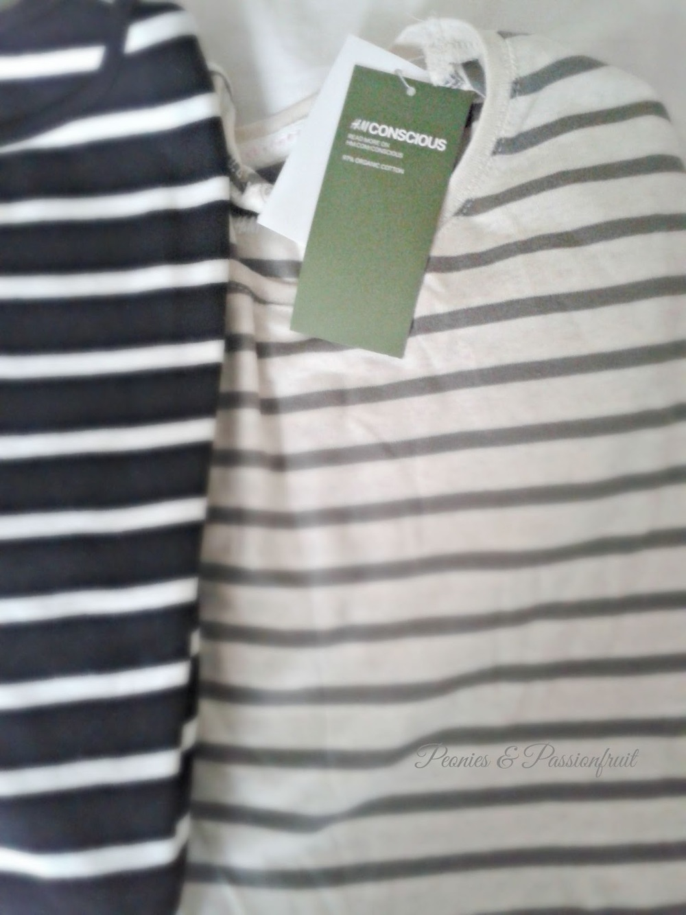 H & M conscious collection organic cotton