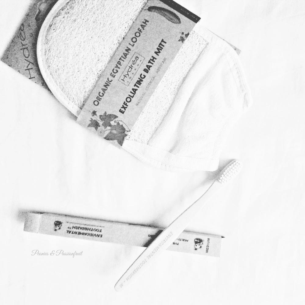 Loofah organic skincare