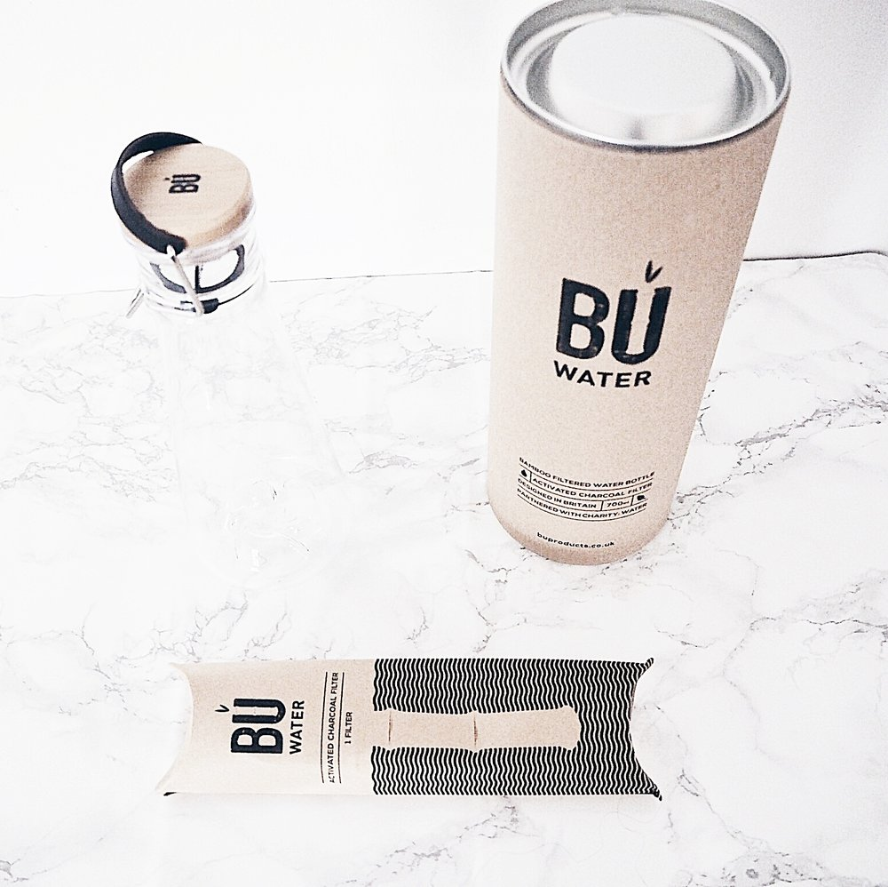 BU water bottle review