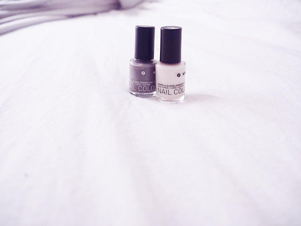 Korres Nail polish