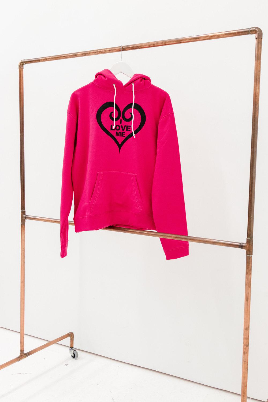 HANGEER Got pink black hoodie.jpg