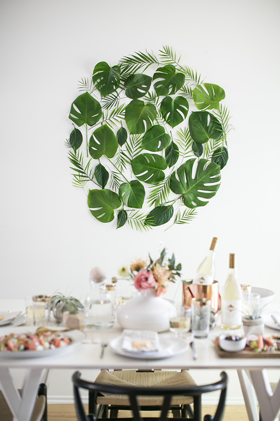 diy-leaf-backdrop-almost-makes-perfect