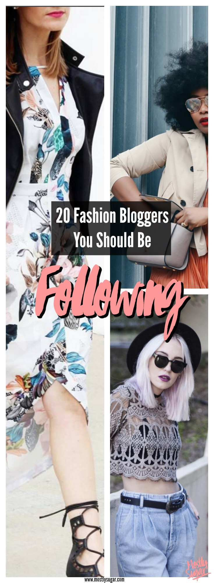 Fashion Bloggers on Instagram