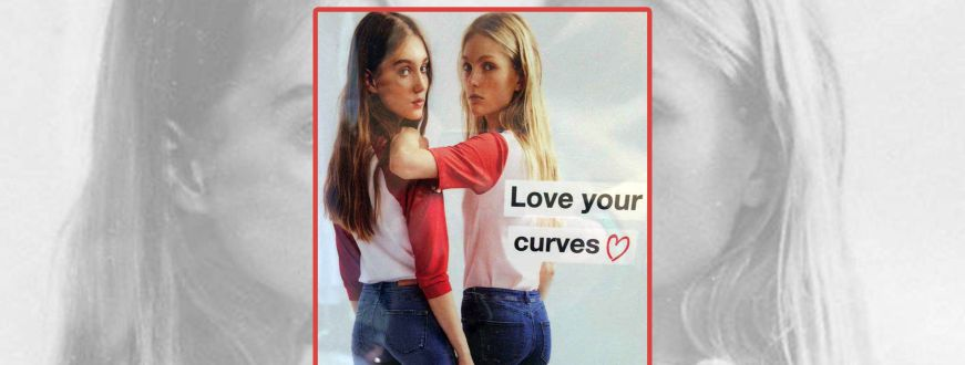 "Zara's ""Love your curves"" Campaign"