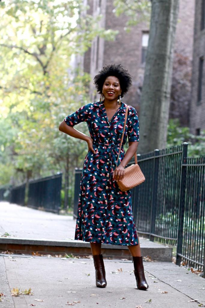 OUTFIT SIX: - Fashion Steele NYC