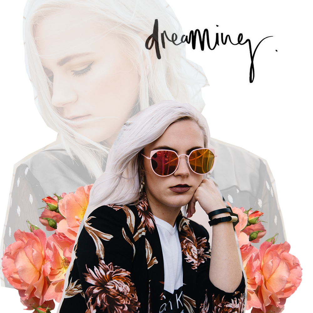 Haley - Fashion Blogger + Graphic Designer  - @skayleydavis