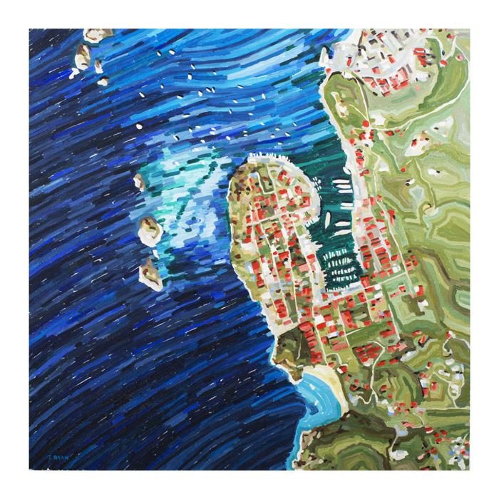 ABOVE : Gustavia