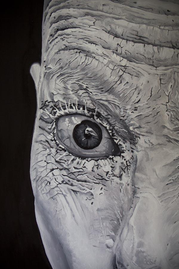 'Amandine' - detail