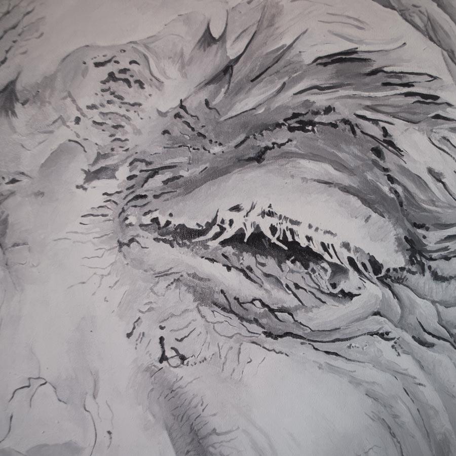 'Jean Yves' - detail