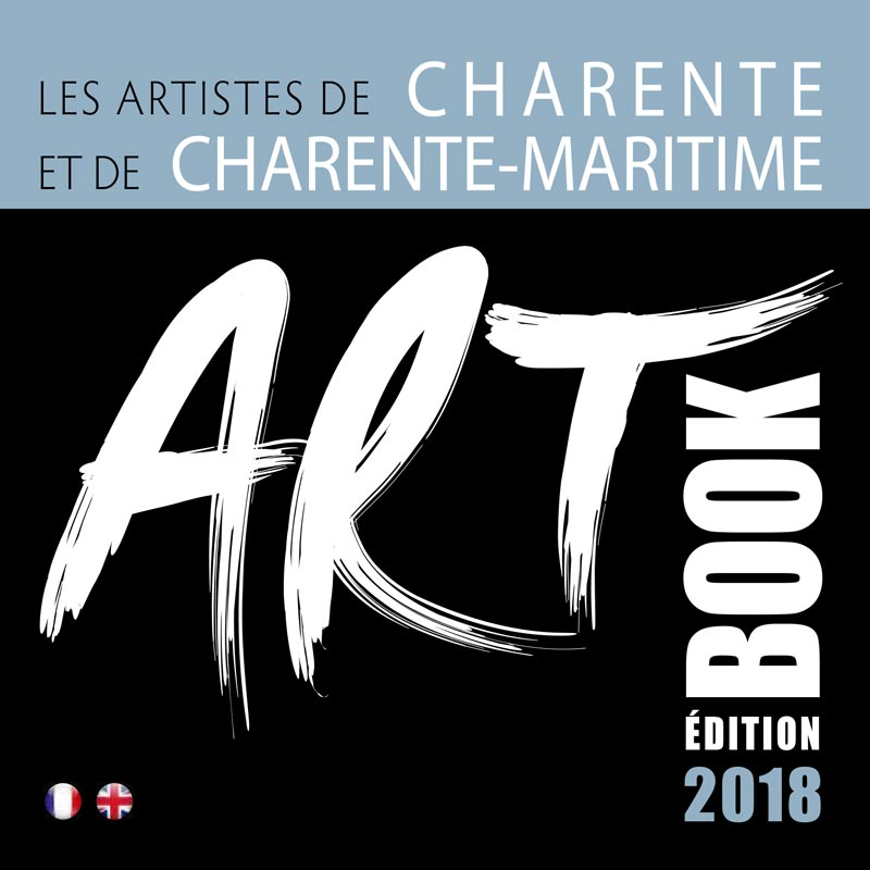 Artbook 2018 - Part of this collective of artists in the Charente-Maritime region.