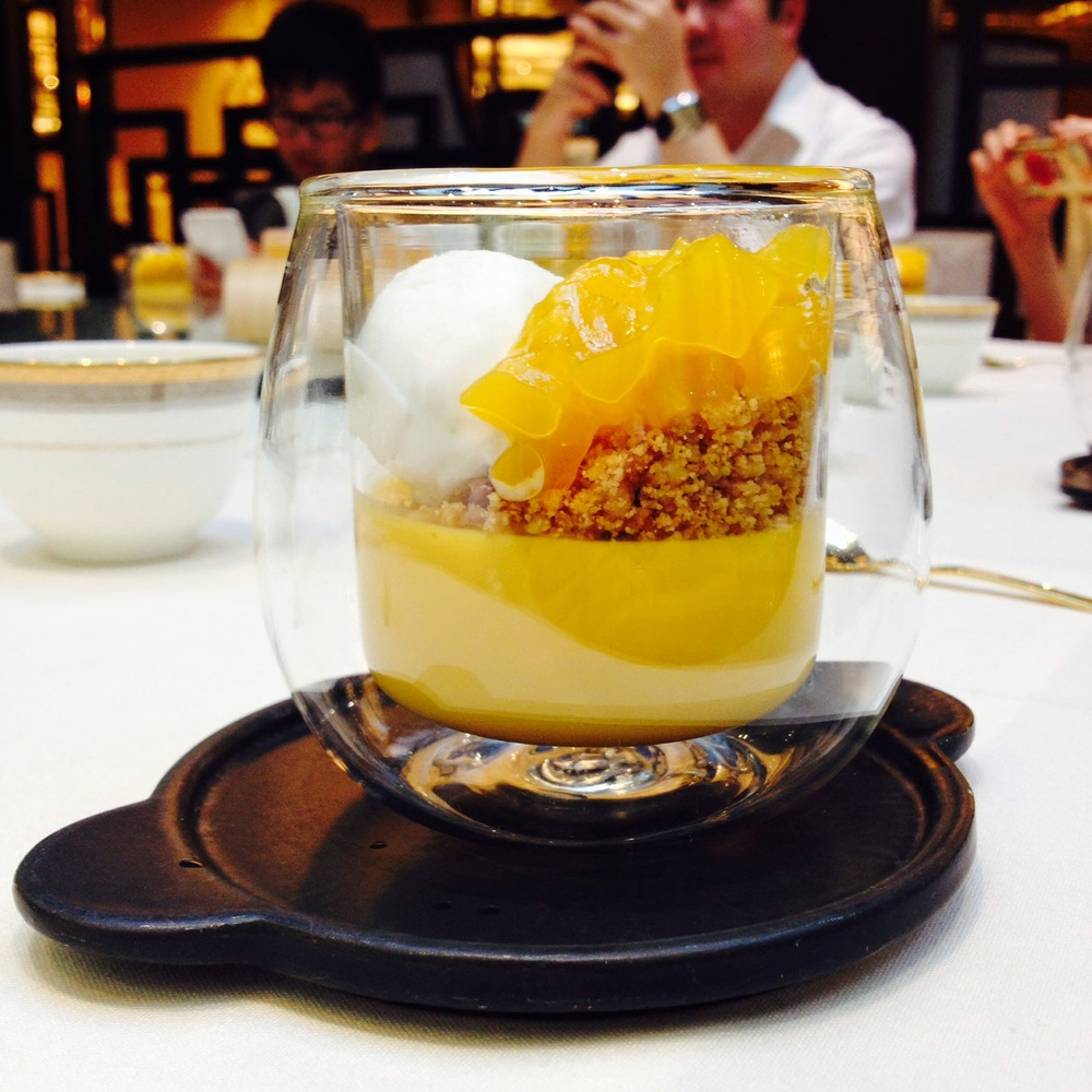 Mango Creme The Silks Perth