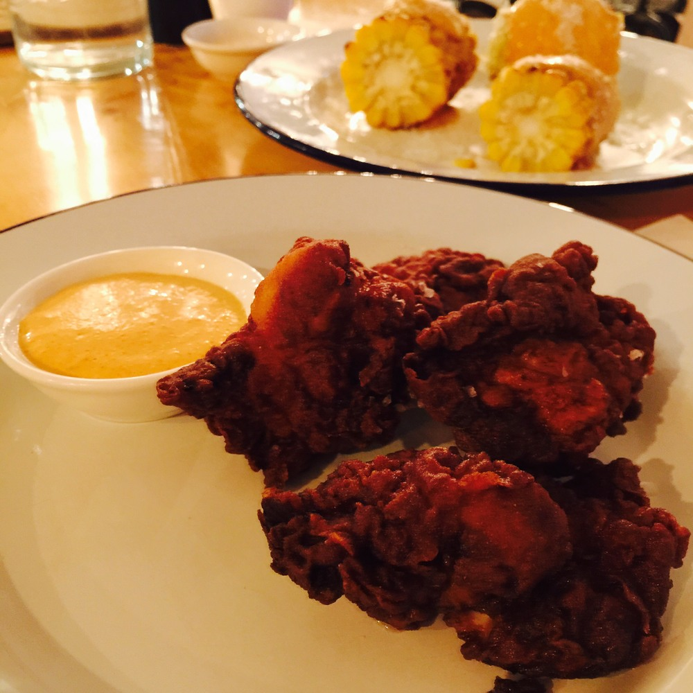 Fried Buttermilk Chicken