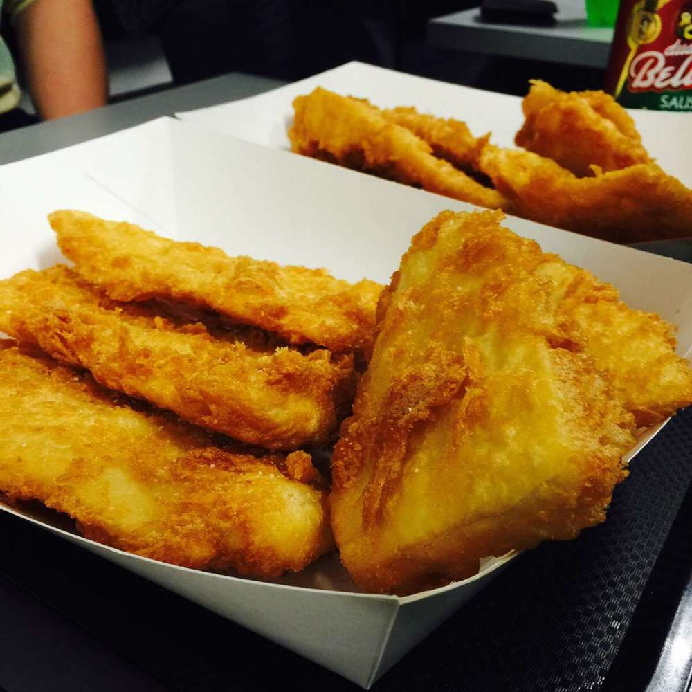 Gourmand Fish Chips