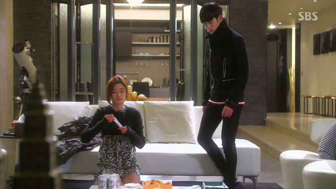 Chimek in Style. Source: My Love from the Star (SBS)