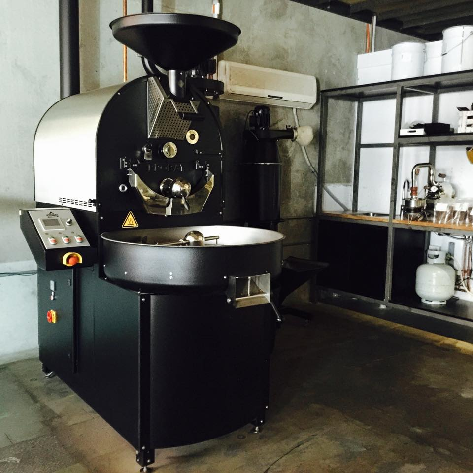 Grouch & Co Micro Roaster