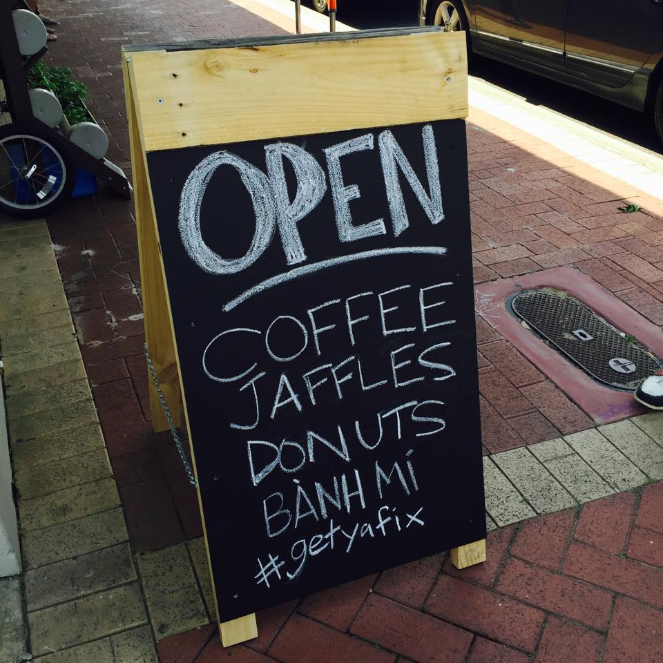Get Ya Fix William St