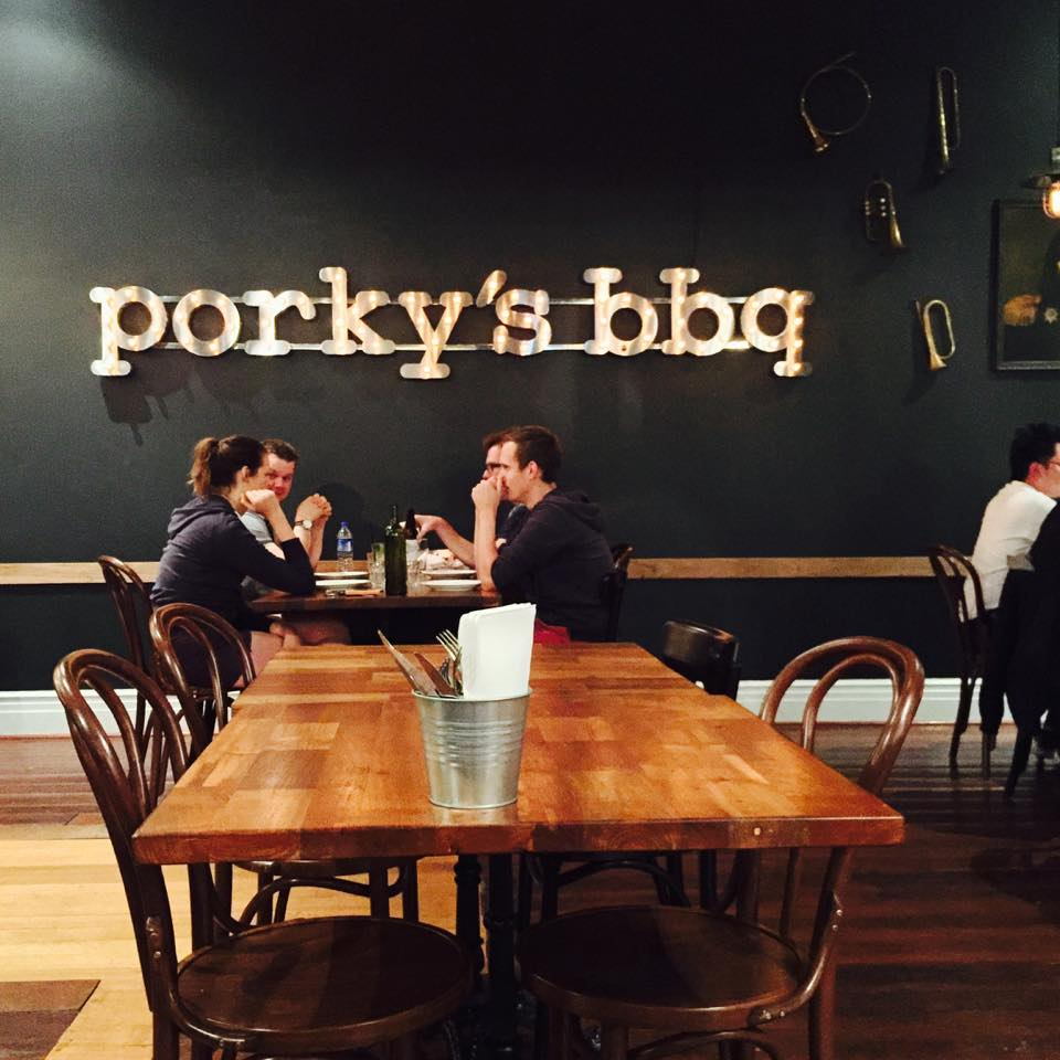 Porky's BBQ and Bar Northbridge
