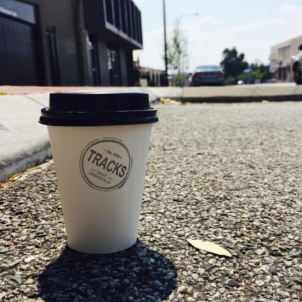 Good coffee, Tracks!