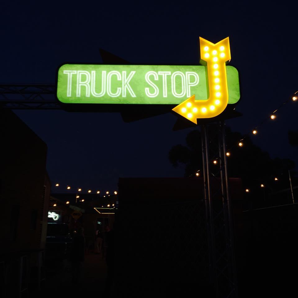 Truck Stop WA