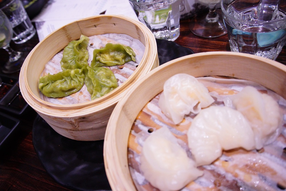 Miss Chow's Vegetarian Dumplings