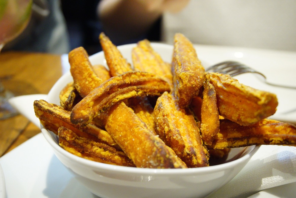 Hurricane's Grill - Sweet Potato Chips