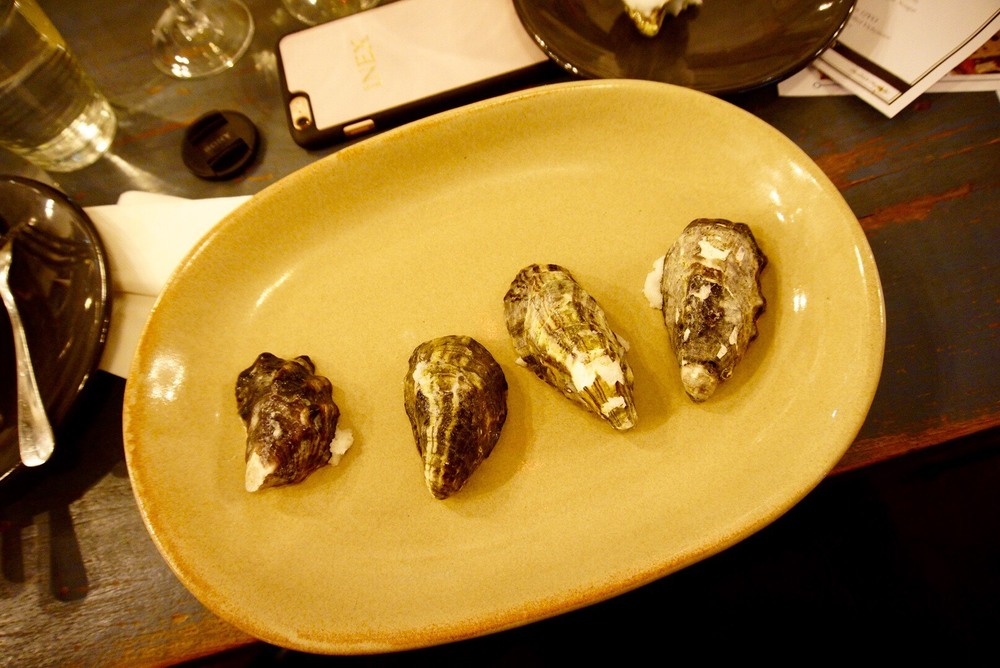 Can you guess the age of the above oysters?