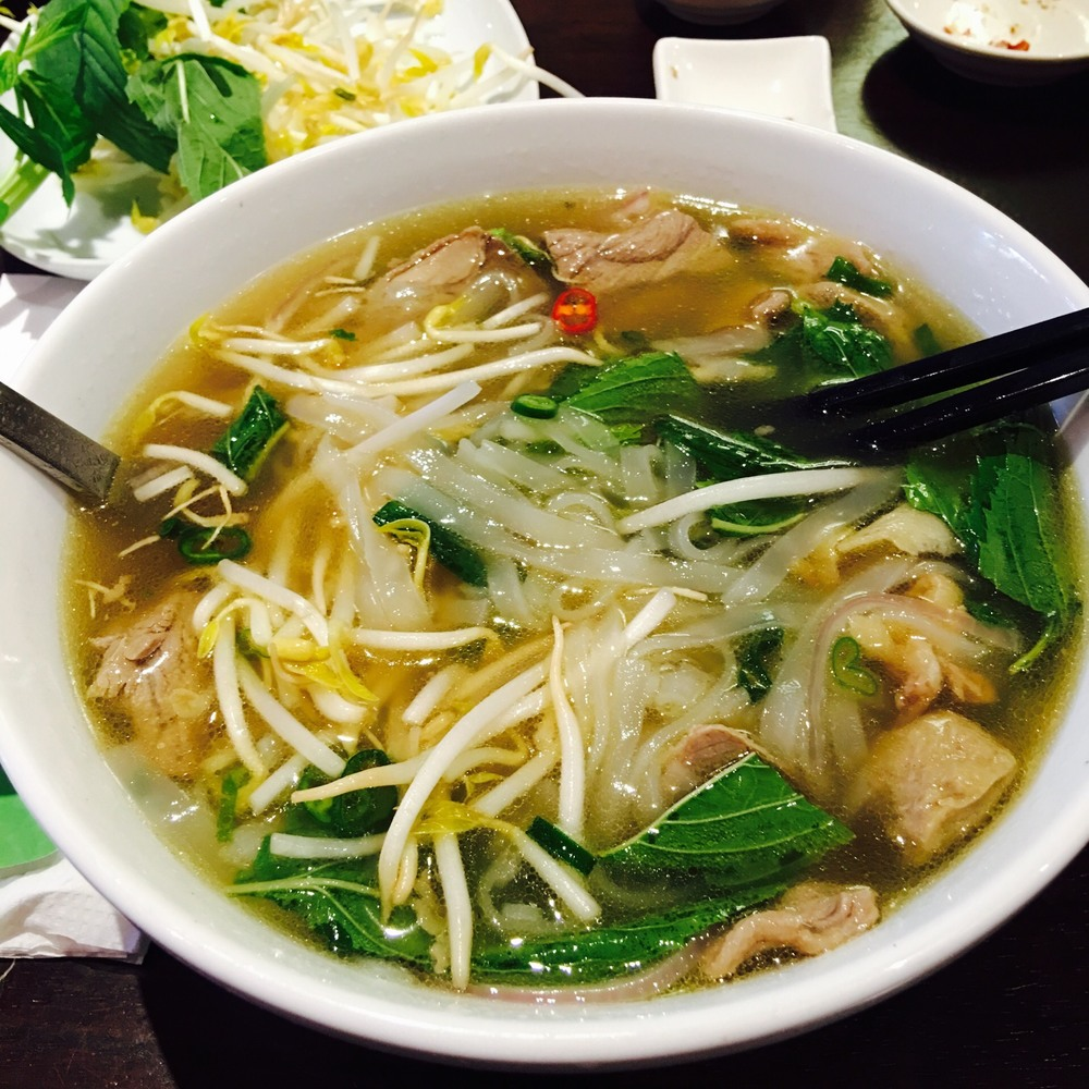 Pho Dac Biet from Pearl Restaurant at Riseley St