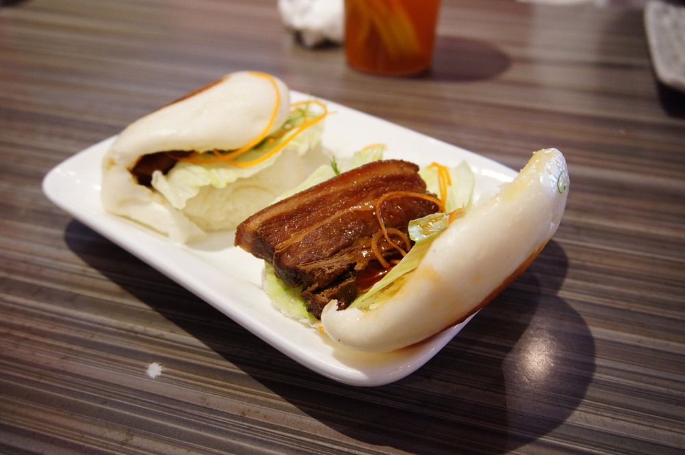 Ping Pang Pong Pork Belly Bun