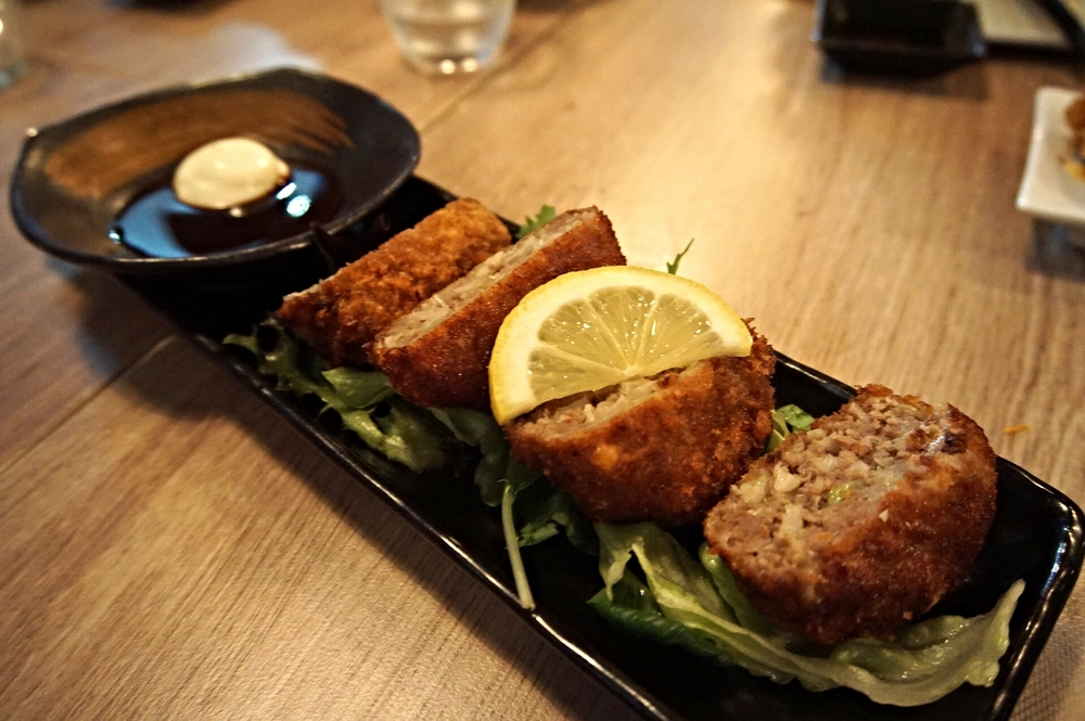 Modern eatery Juicy Katsu