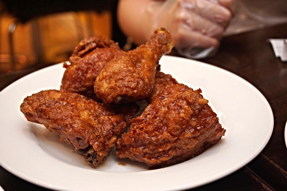 Gold Fried Chicken (Half)