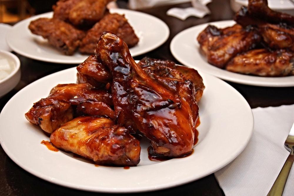 Vons Roast Chicken - Extra Hot BBQ Roast Chicken