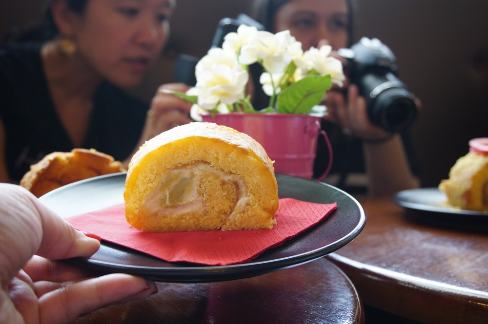 Durian Roll