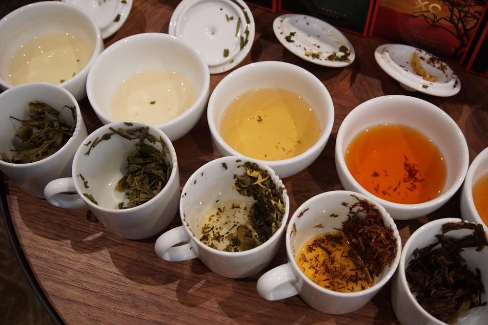 XO Tea Tea Tasting
