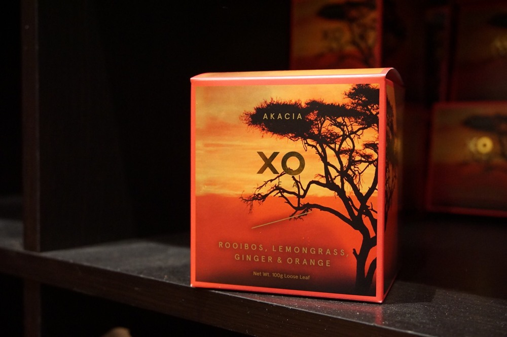 XO Tea Akacia