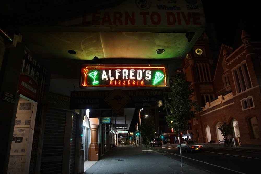 Alfred's Pizzeria