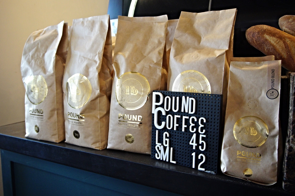 Pound Coffee Roastery O'Connor